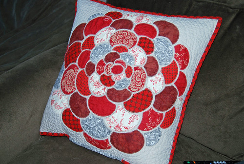 pillow talk pillow received!