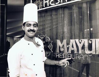 Kumar_Mahadevan_Mayur_Restaurant