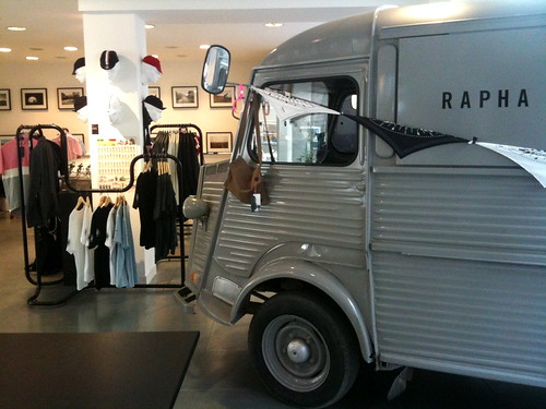 Rapha Cafe