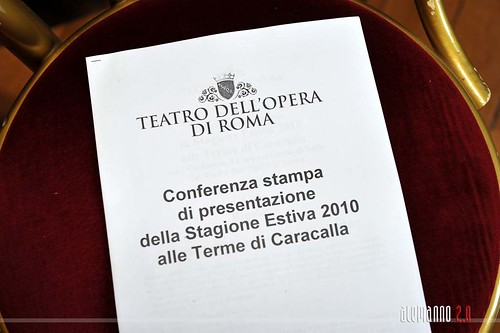 Stagione estiva del Teatro dell'Opera