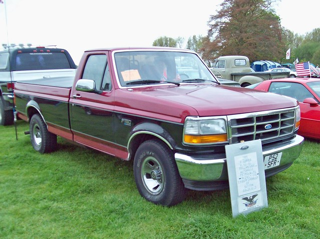 usa ford pickup 1990s