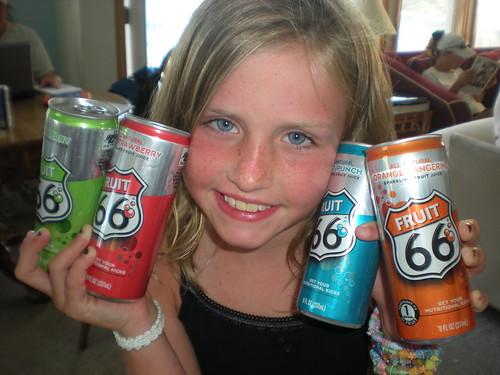 Gillian with Fruit 66