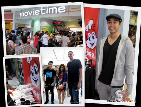 Jollibee Eclipse Movie Screening