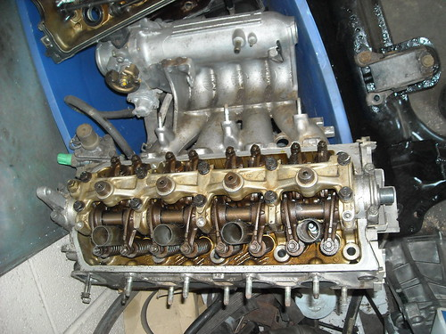 z6 head, engine wiring harness, transmission, distributor ... fuel pump wiring diagram for 1996 mustang