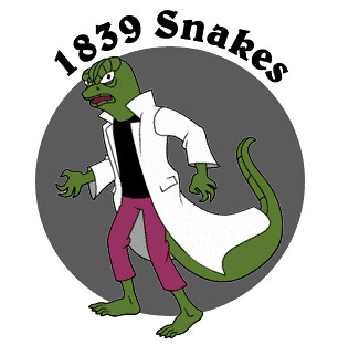 1839 Snakes