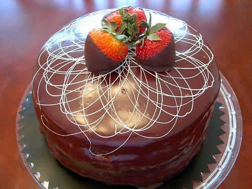 Diva Chocolate Cake