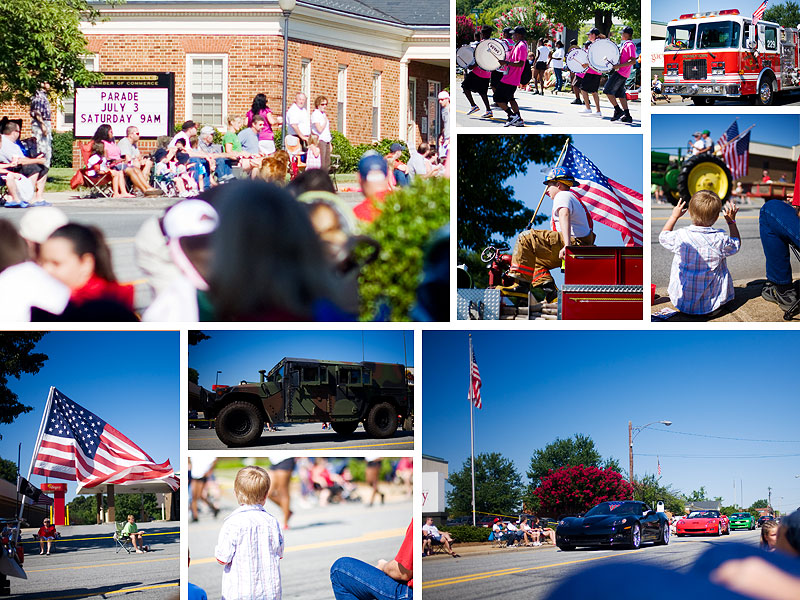 Kernersville 4th of July Parade