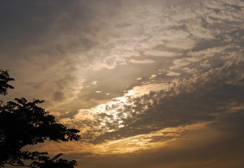 j59 - Nánjīng Sunset Sky