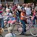 July 4th 2010 Parade in Cayucos, CA - an exhibition of Americana Patriotism Central