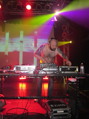 DJ Sam Storicks, Echoplex, Los Angeles
