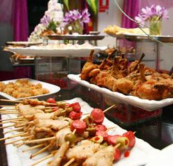 Catering-buffets-cenas