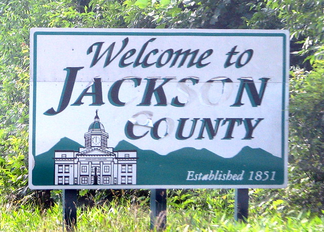 Welcome to Jackson County, NC