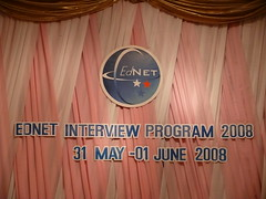 Interview Program 2008