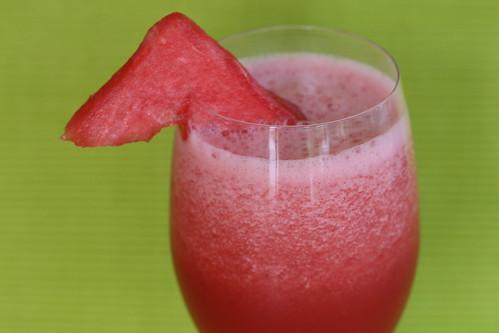 Watermelon drink / Ingveri-arbuusijook