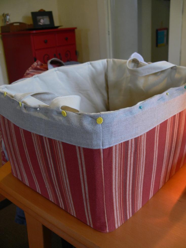 Jenny: Toy Basket