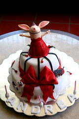 Olivias Cake (Yadi...) Tags: cakes cake angel little box gif ponny olivias