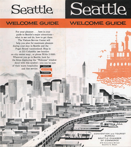 Seattle Welcome Guide