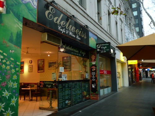 Edelweiss Cafe