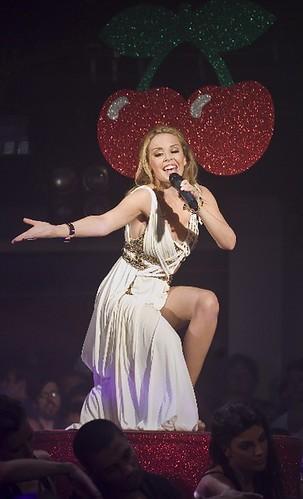 Kylie Minogue live at Pacha Ibiza