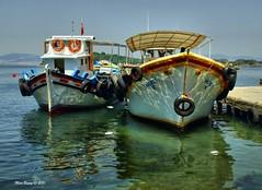 Adi Hasret... (Mine Beyaz) Tags: turkey boats boat turkiye istanbul turquie turchia turkei minebeyaz