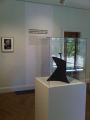 Alexander Calder model of The Arch