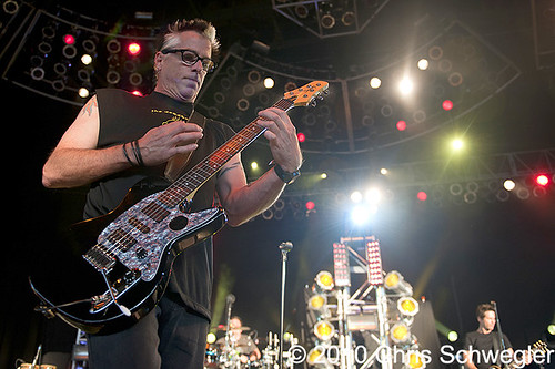 The Offspring - 07-07-10 - DTE Energy Music Theatre, Clarkston, MI