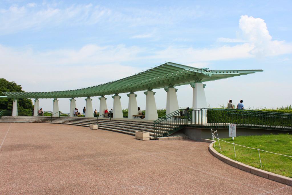 Harbour Hill Park (Minato no Mieru Okakoen)