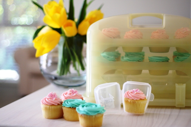 The Cupcake Courier on sale now
