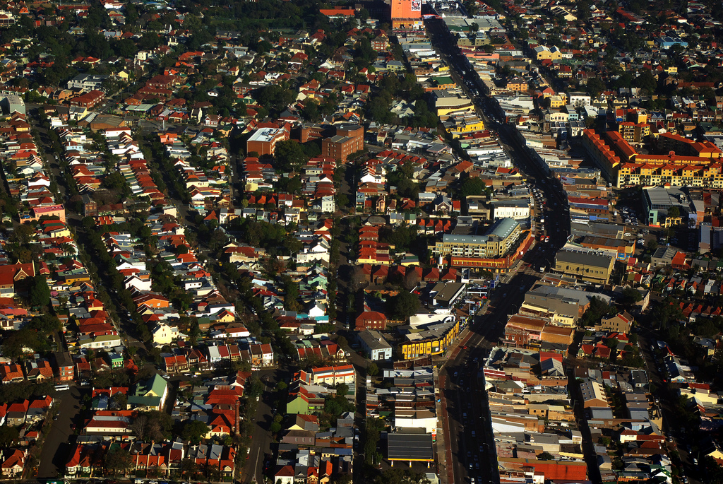 Sydney (Suburbia)