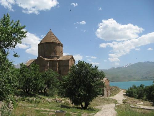 Ilha de Akdamar, Lago Van, Turquia