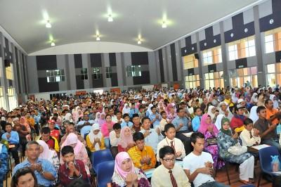 dewan besar MRSM Felda Trolak 2