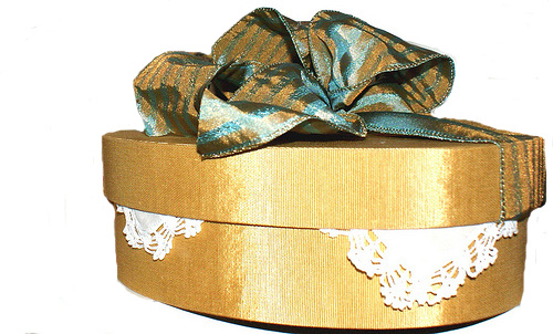 hat box three dimension