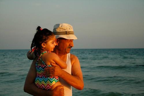 Grandpa & Sophia