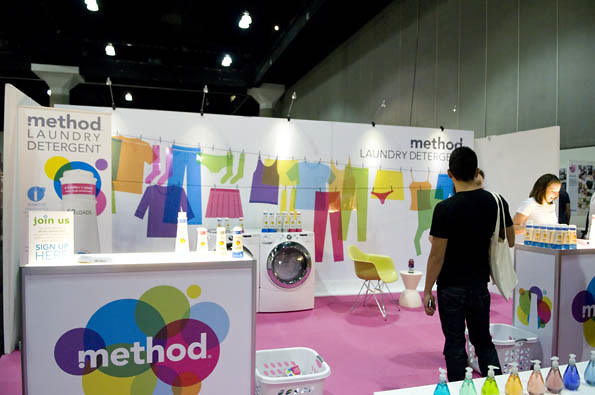 Method booth