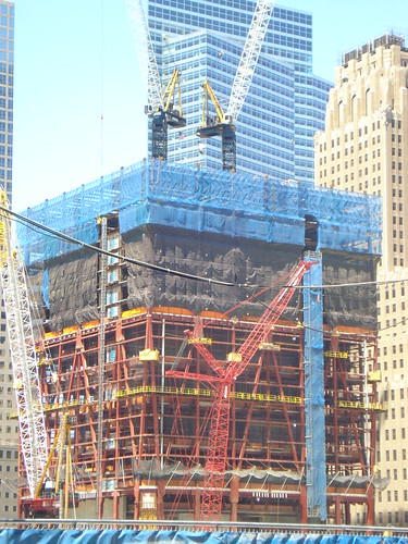 07-03-10 World Trade Center Construction Progress
