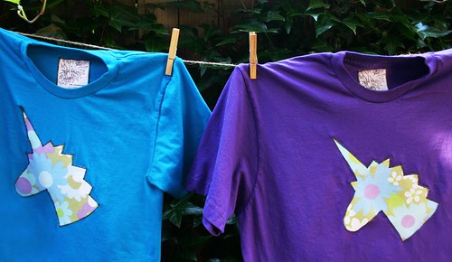 custom unicorn shirts