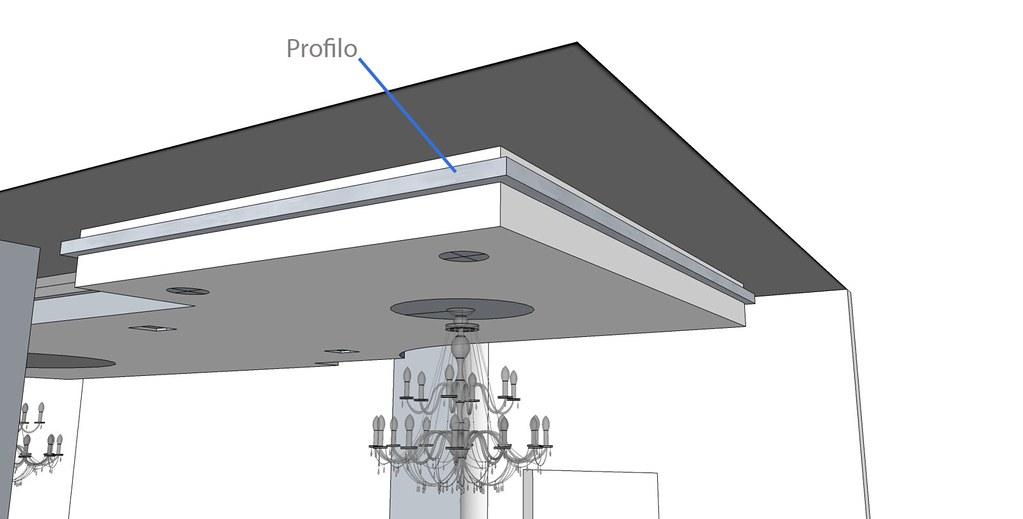 Forum arredamento u illuminazione controsoffitto soggiorno led