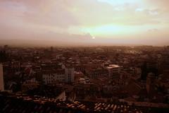 Ganada nach einem Regenguß, Andalusien