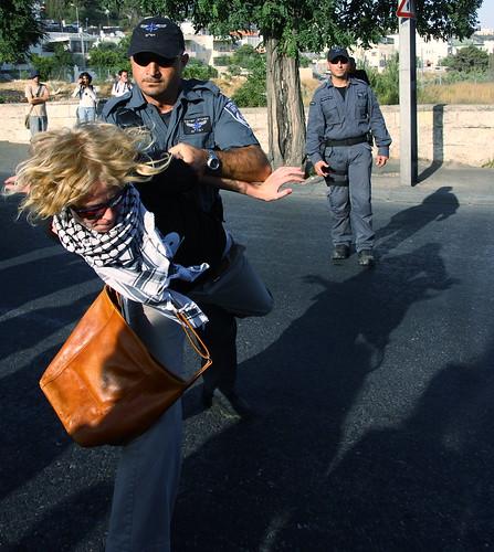 אלימות משטרתית היא סיכון ידוע. מה עם הטרדה מינית?