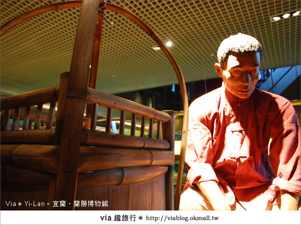 【宜蘭蘭陽博物館】走入宜蘭的文化歷史~蘭陽博物館21