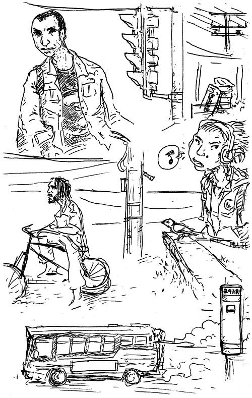 Toronto Sketches 03