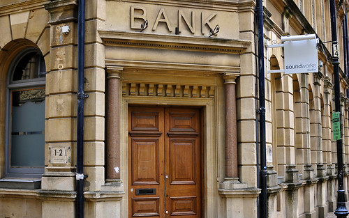 Former Bank In Mount Stuart Square