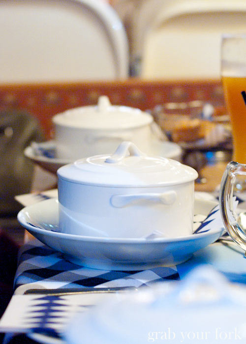 lowenbrau soup tureens
