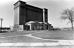 MCS circa 1970's (mcsdetroitfriend) Tags: michigan detroit michigancentralstation