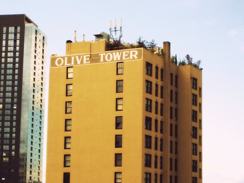 Olive Tower