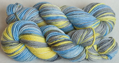 Joshua on Spirit Merino - 4 oz (...a time to dye)