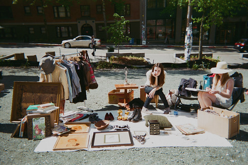 capitol hill yard sale