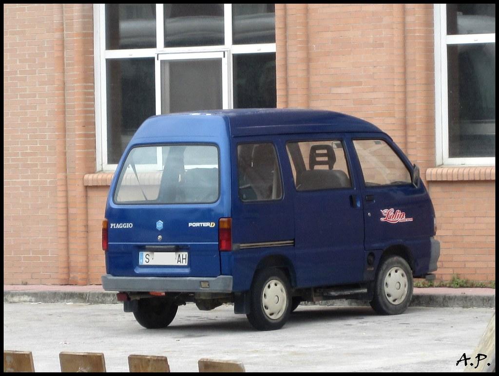 1997 Piaggio Porter D