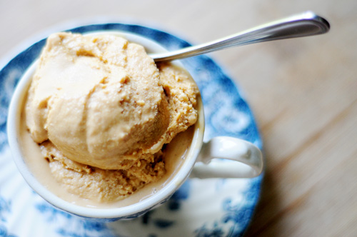 salted butter caramel ice cream