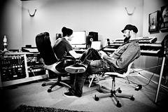 The Write Bros (writebrosmusic) Tags: music mike studio born tn nashville brothers again session write bros hanger recording newsboys tait